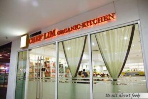 Chef Lim Organic Kitchen @ The Scott Garden, Old Klang Road, Kuala Lumpur