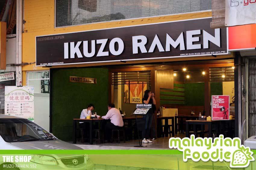 Ikuzo Ramen @ SS2, Petaling Jaya