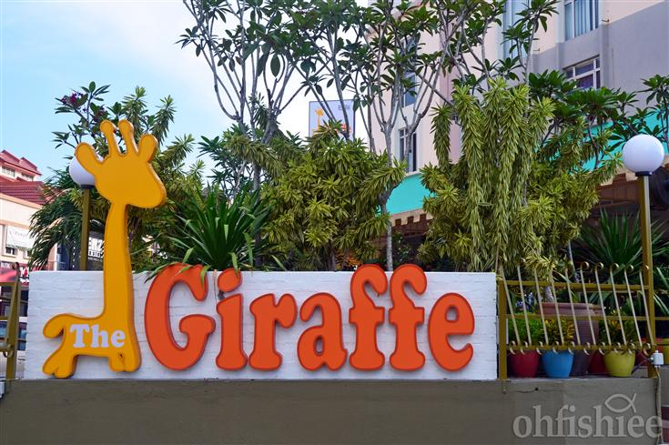 The Giraffe @ Jalan Pekan Baru, Klang