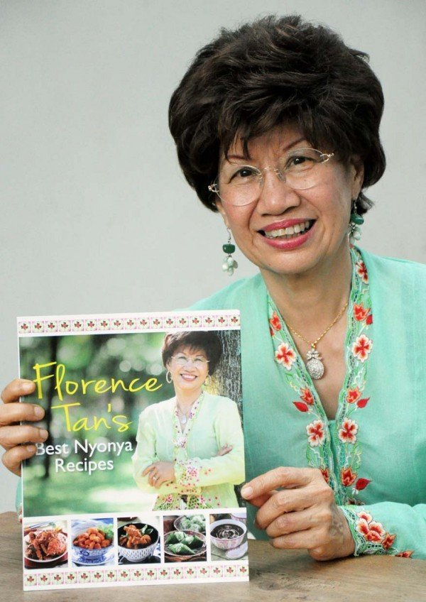 Launching of Florence Tan's Best Nyonya Recipes Book @ The Tranquerah, Kota Damansara