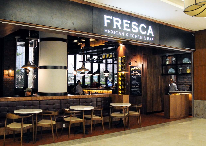 Fresca Mexican Kitchen & Bar @ The Gardens MidValley, Kuala Lumpur