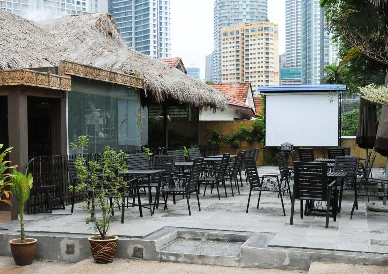 Glassy Bar & Grill @ Lorong Yap Kwan Seng, Kuala Lumpur