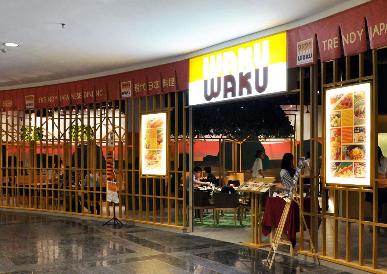 Waku Waku @ Mid Valley Megamall, Kuala Lumpur