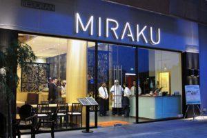 Miraku Japanese Restaurant @ Paradigm Mall, Kelana Jaya