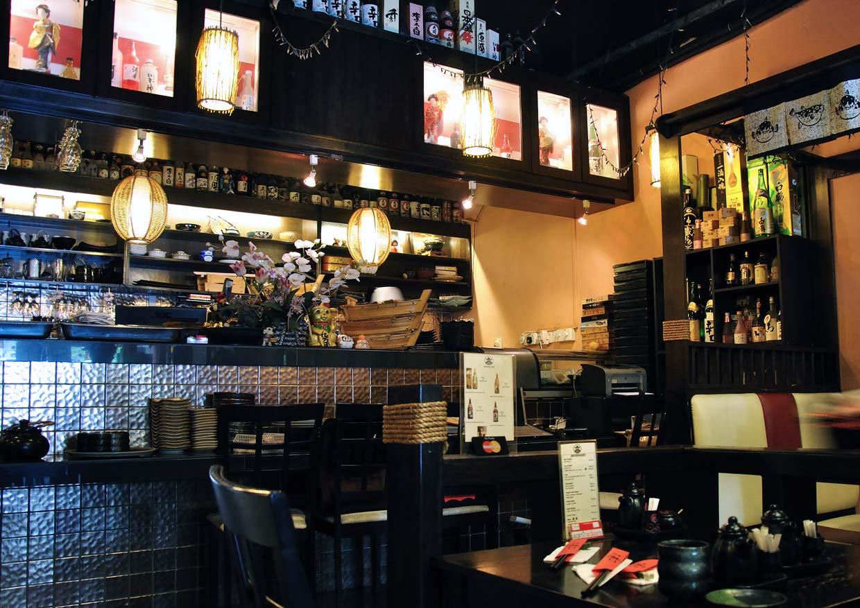 Okuchi Japanese Restaurant @ Dataran Sunway, Kota Damansara