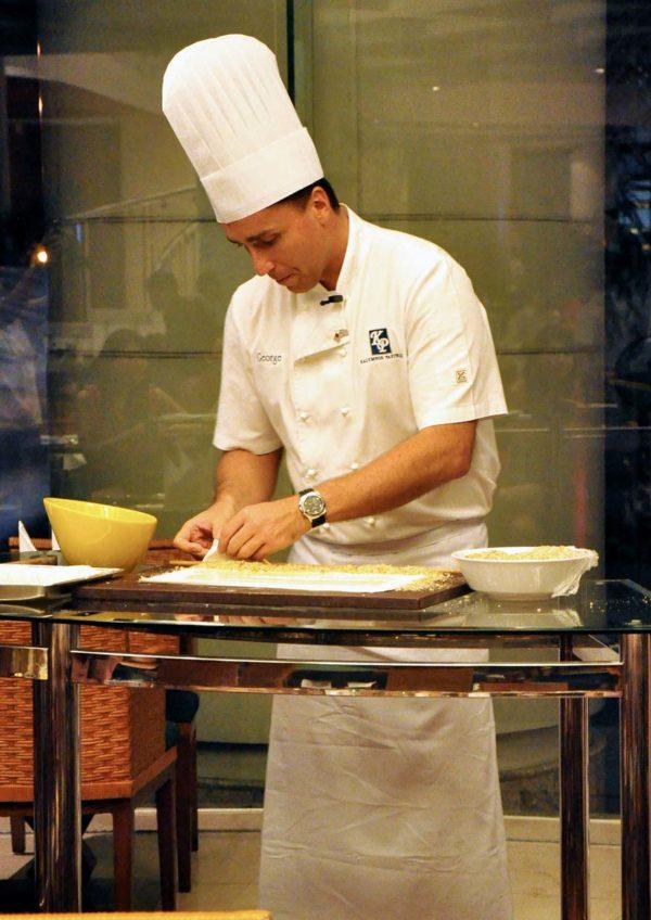 Greek Food Festival @ Eccucino, Prince Hotel & Residence Kuala Lumpur