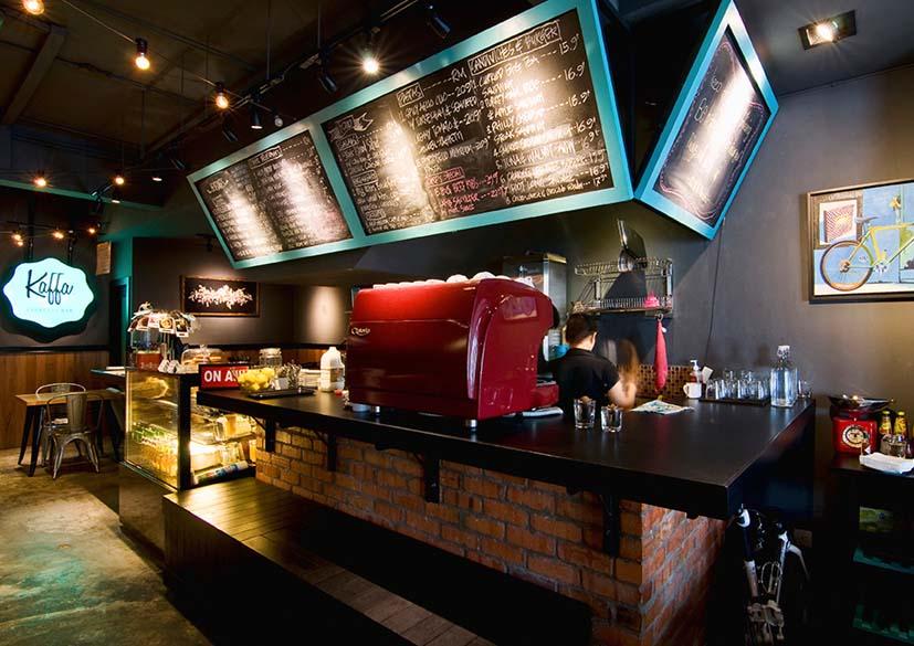 Kaffa Espresso Bar @ Damansara Utama, Petaling Jaya, Selangor