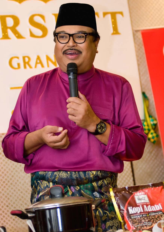 Warisan Desa @ Dorsett Grand Subang, Subang
