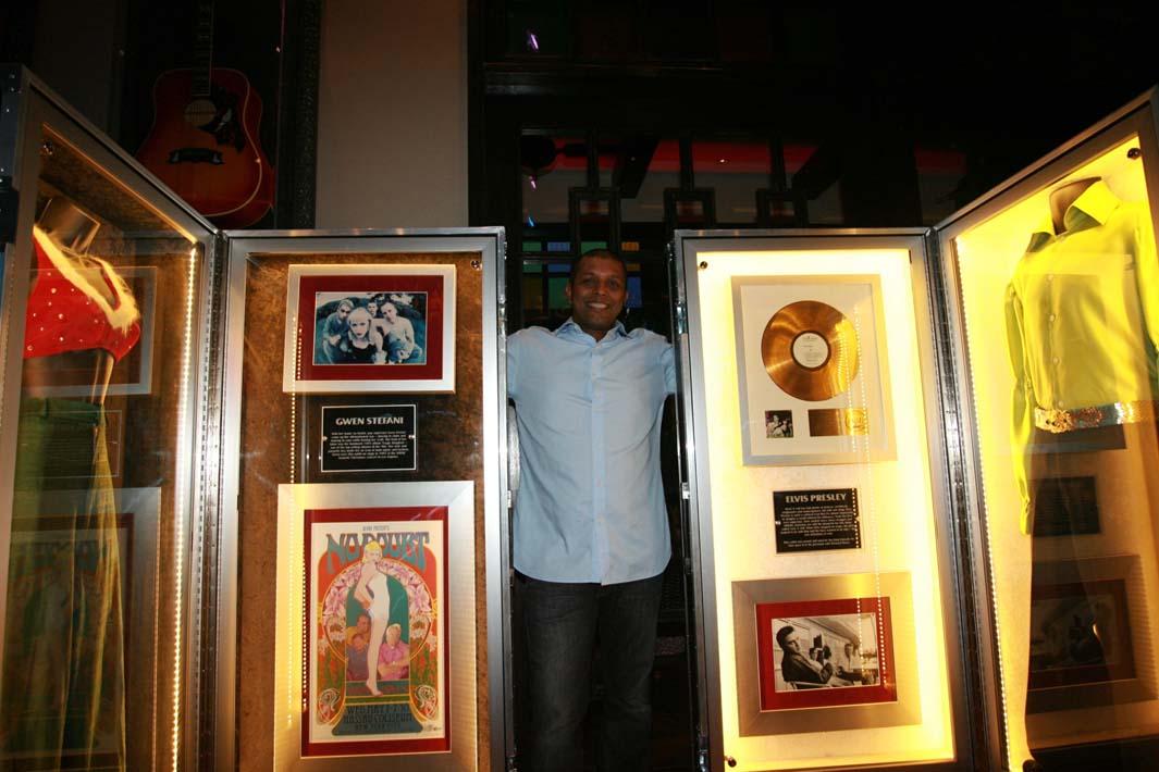 """Hard Rock Cafe Melaka Unveils Rare """"Treasures"""""""