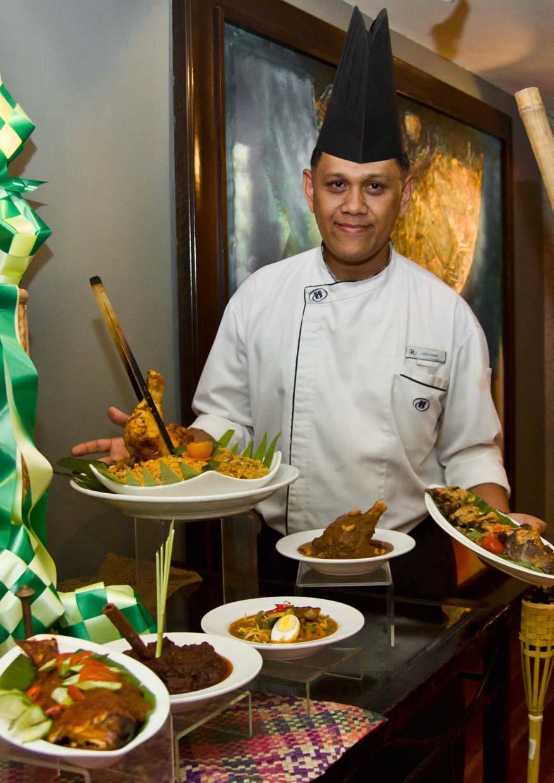 Ramadhan Feast Goes 'Balik Kampung' @ Hilton Petaling Jaya, Selangor