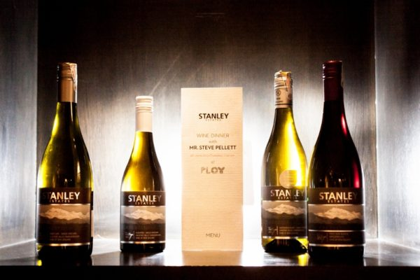 Ploy Hosts A Excellent Feast of Food & Wine From Stanley Estates, New Zealand