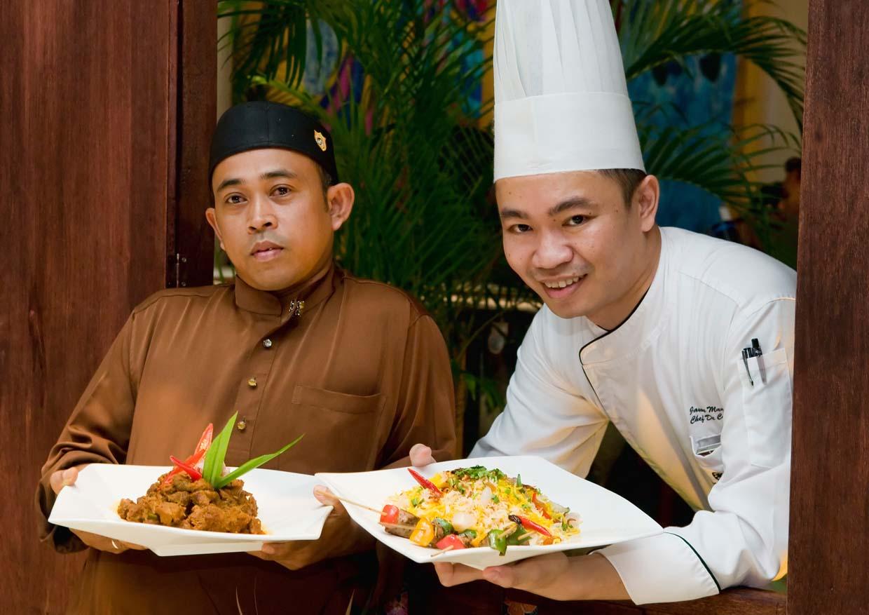 Illuminate The Balik Kampung Spirit @ Eccucino, Prince Hotel & Residence Kuala Lumpur