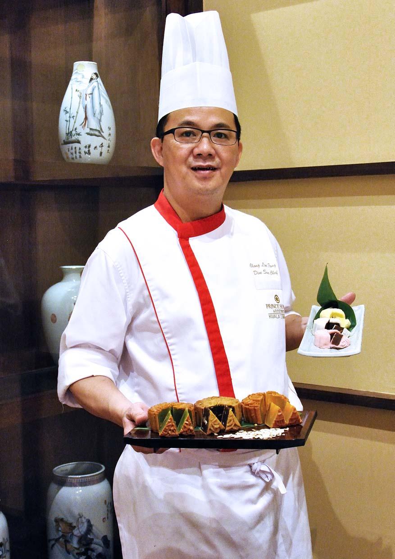 Mid-Autumn Celebrations @ Prince Hotel & Residence Kuala Lumpur