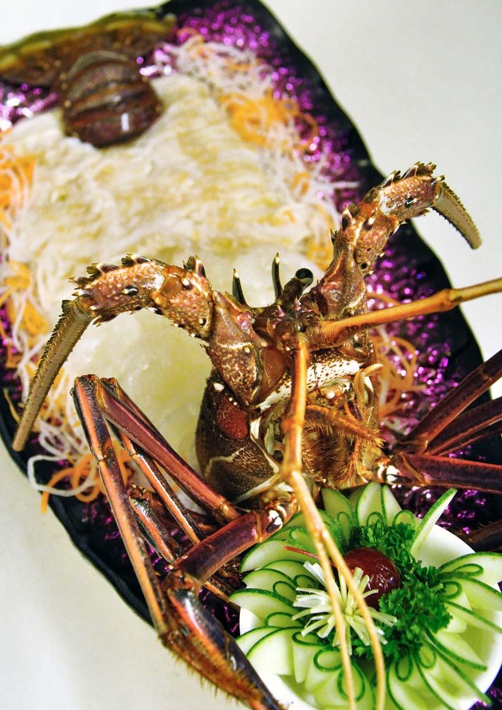Lobster Promotion @ Bali Hai Seafood Village, Kota Damansara