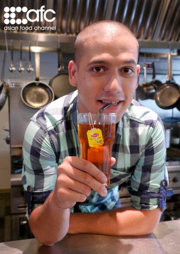 Tea Twist With Nik Michael Imran @ Asian Food Channel
