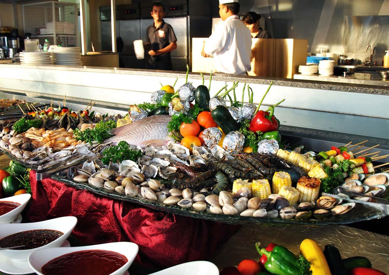 Weekend Barbeque Buffet @ Ichi Poolbar, Première Hotel Klang
