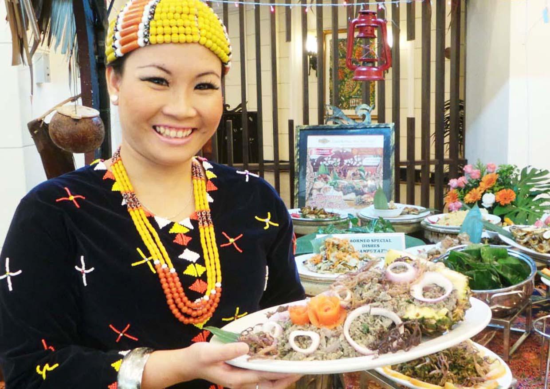 Borneo Food Fiesta @ Royale Songket Restaurant, Grand BlueWave Hotel Shah Alam