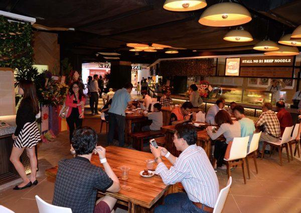 Taste Enclave @ Avenue K Shopping Centre, Kuala Lumpur