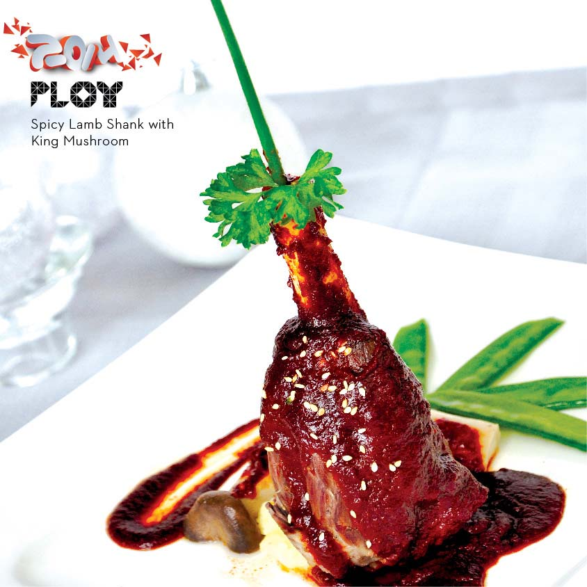 Subliminal Christmas & New Year Delights @ Ploy, Damansara Height