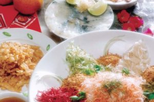 Chinese New Year Set Menu Delights @ Tung Yuen, Grand BlueWave Hotel Shah Alam
