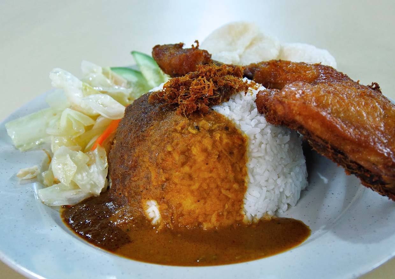 MamaYu Nasi Kukus @ Oasis Food Court, Mid Valley Megamall, Kuala Lumpur