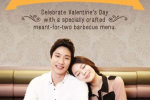 Love At First Korean Barbeque @ Bulgogi Brothers