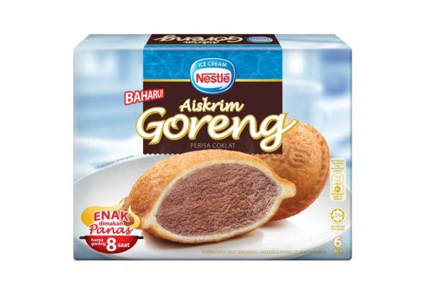 Nestlé Aiskrim Goreng