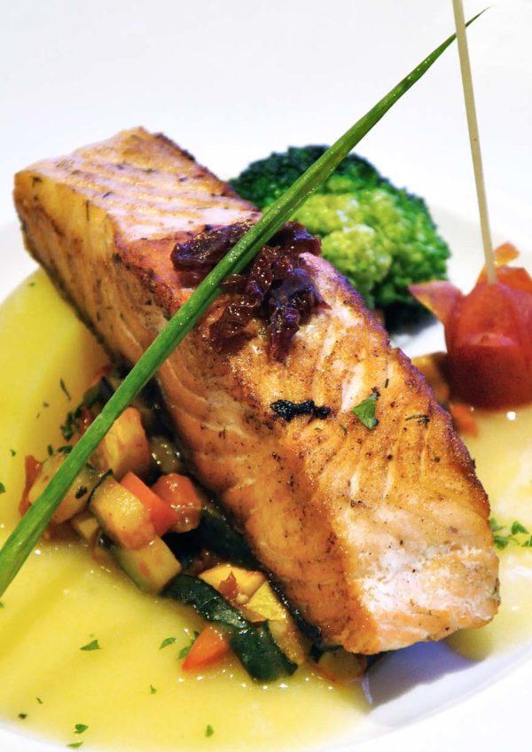 Savor Varieties Norwegian Salmon Dishes @ Utara Coffee House, Armada Petaling Jaya