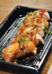 iku damansara uptown japanese fusion salmon belly osaka sushi