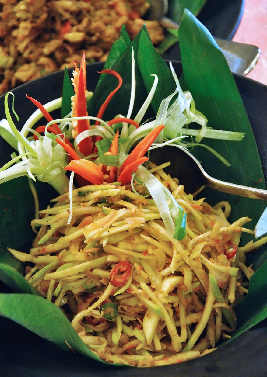 Traditional Feast by Celebrity Guest Chef Zubir @ Latest Recipe, Le Meridien KL