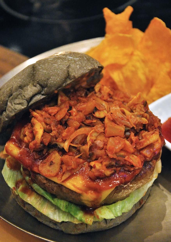 The Burger Revolution @ Bulgogi Brothers Malaysia