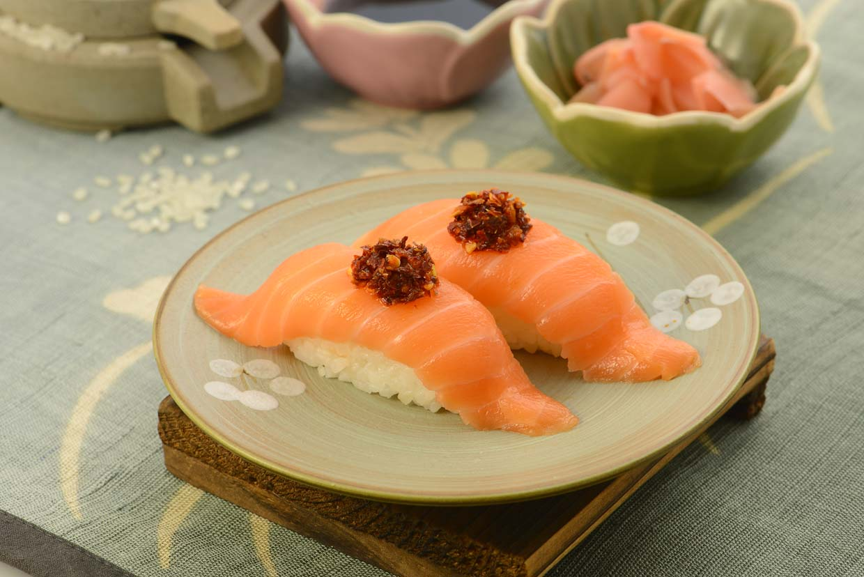 Authentic Japanese Street Food @ Sushi King
