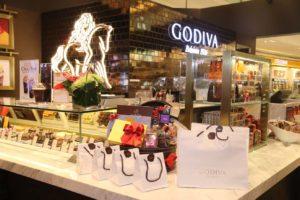 GODIVA, The World's Premium Chocolate @ Nu Sentral Mall, Kuala Lumpur