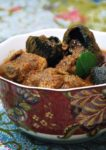 nyonya cuisine debbie teoh chatz brasserie parkroyal kuala lumpur ayam buah keluak