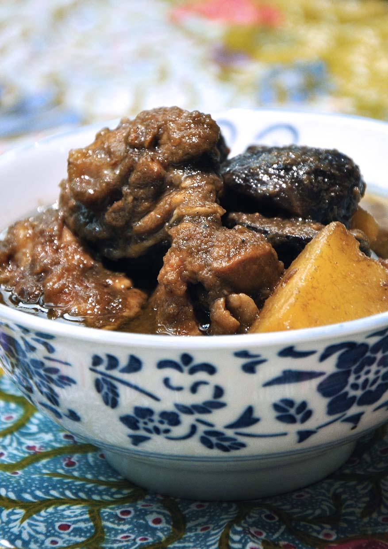 Best of Malaysia: Nyonya Cuisine by Chef Debbie Teoh @ Chatz Brasserie, PARKROYAL Kuala Lumpur