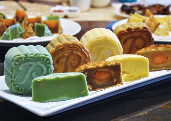 Mooncake Delights Promotion 2014 @ Royal Gourmet, Premiere Hotel Klang
