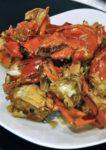 seafood buffet dinner chatz brasserie parkroyal kuala lumpur butter crab