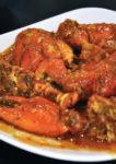 seafood buffet dinner chatz brasserie parkroyal kuala lumpur chilli meat crab