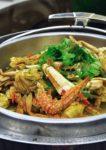 seafood buffet dinner chatz brasserie parkroyal kuala lumpur ketam masak lemak nenas