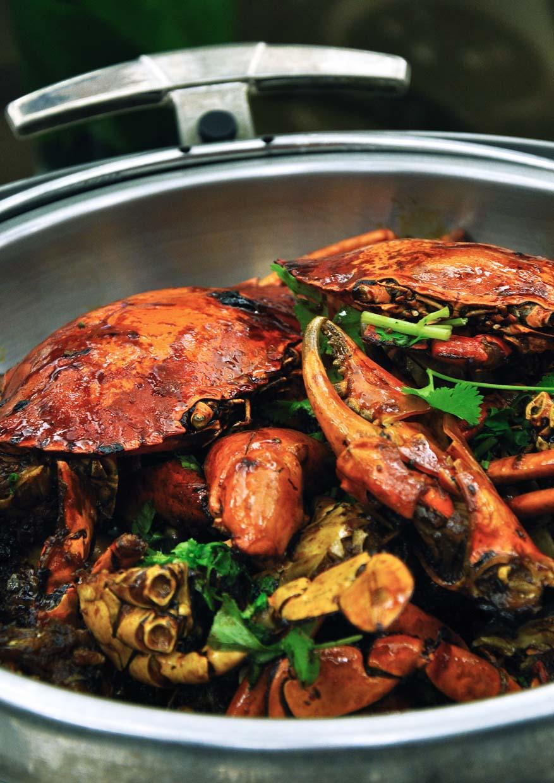 Seafood Buffet Dinner : 10 Crab Flavours @ Chatz Brasserie, PARKROYAL Kuala Lumpur
