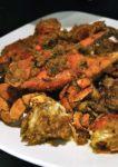 seafood buffet dinner chatz brasserie parkroyal kuala lumpur salted egg crab