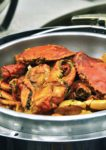 seafood buffet dinner chatz brasserie parkroyal kuala lumpur sweet sour crab