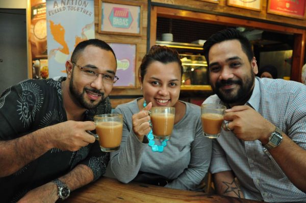 Teh Tarik Place Celebrates Merdeka With A Special Teh Tarik Session With Malaysians