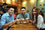 teh tarik place pulling the nation together merdeka day 2014 - Raymond Liew, Dennis Lau & Ashley Khoo