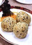 dim sum the emperor chinese restaurant dorsett grand subang sesame ball