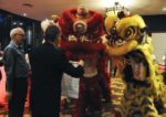 dynasty chinese restaurant new look renaissance kuala lumpur hotel lion dance