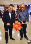 dynasty chinese restaurant new look renaissance kuala lumpur hotel ribbon cutting ceremony