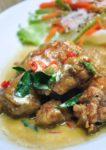 hohoemi cafe and organic menara glomac damansara butter chicken