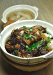 hohoemi cafe and organic menara glomac damansara claypot chicken rice