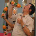 jus mangga pran drink and win contest prize giving ceremony sri damansara club